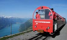 スイスの山岳鉄道撮影の旅