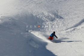 SKI in SWISS 1 スキー イン スイス