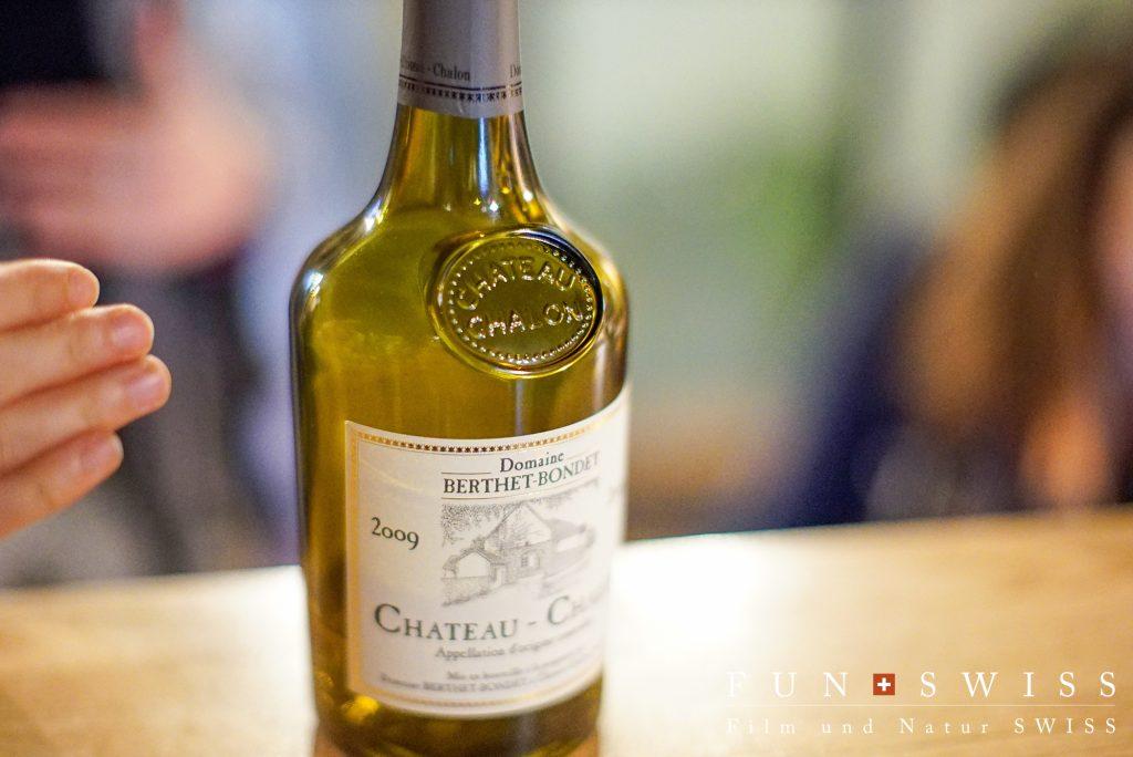 「クラヴラン」と呼ばれる620mlのやや小さめのボトルにつめられる
