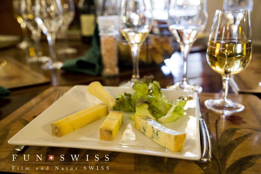 コンテに代表されるチーズ