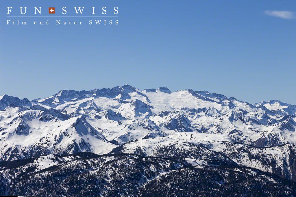 ピレネー山脈最高峰アネト山が目の前
