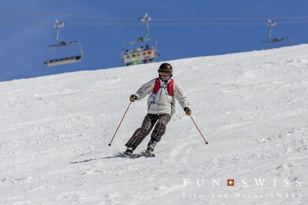 「スキーの面白さは、何歳になっても学べることができ、上手くなれる」と!