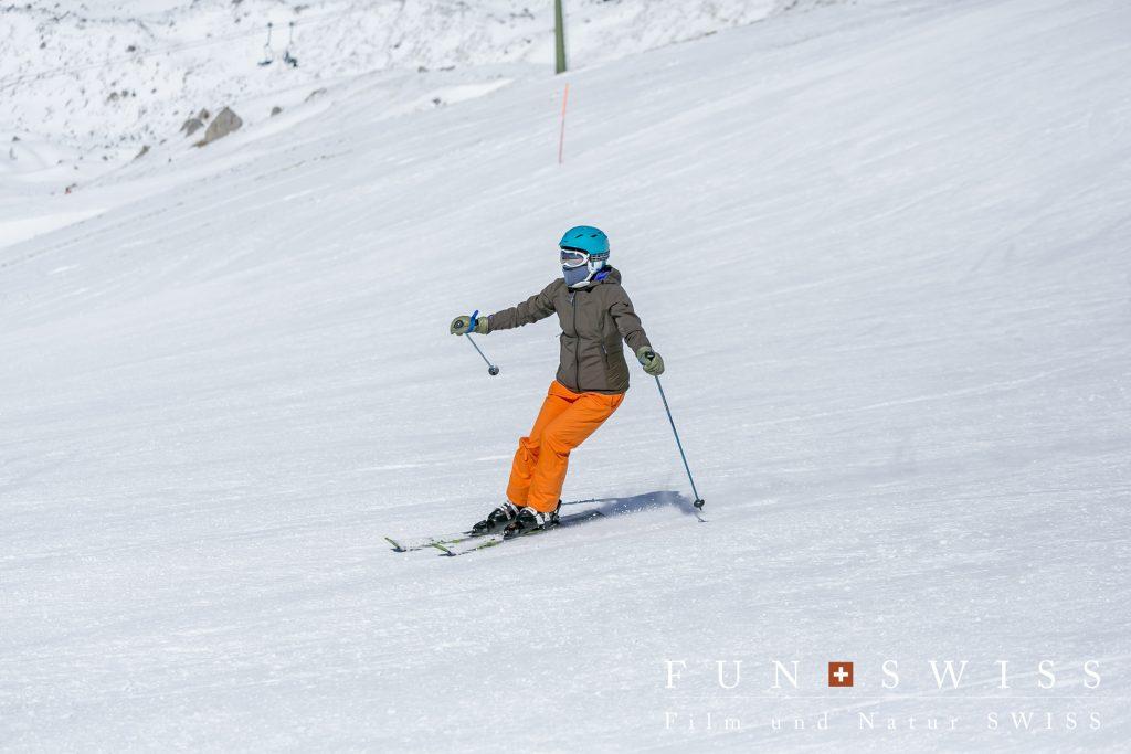 海外スキーはガッツリとじゃなくても、優雅なスキーも楽しめます!