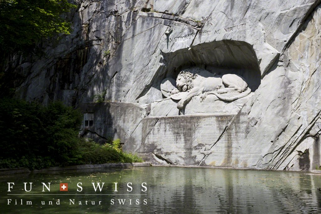 ライオン記念碑