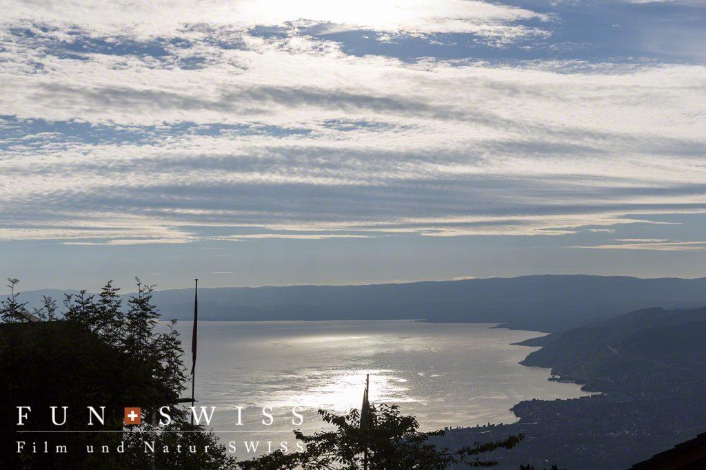 レマン湖畔のリヴィエラ