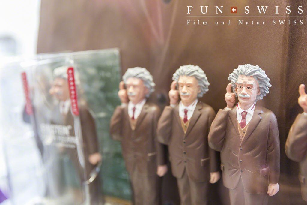 アインシュタイン人形は受験に役立つ、、、はず。
