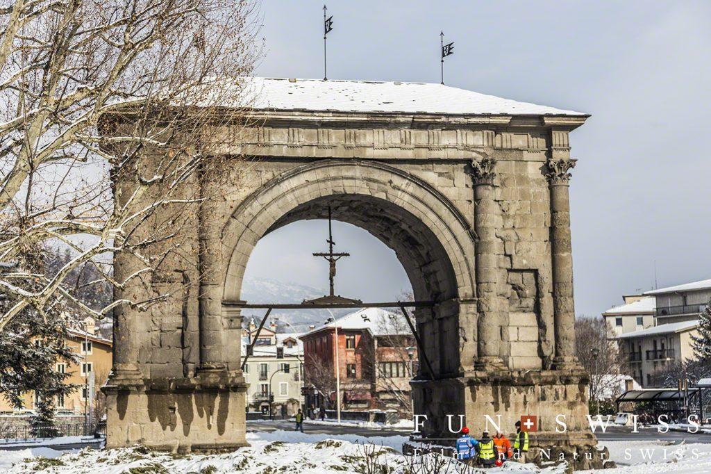 アウグストゥスの凱旋門