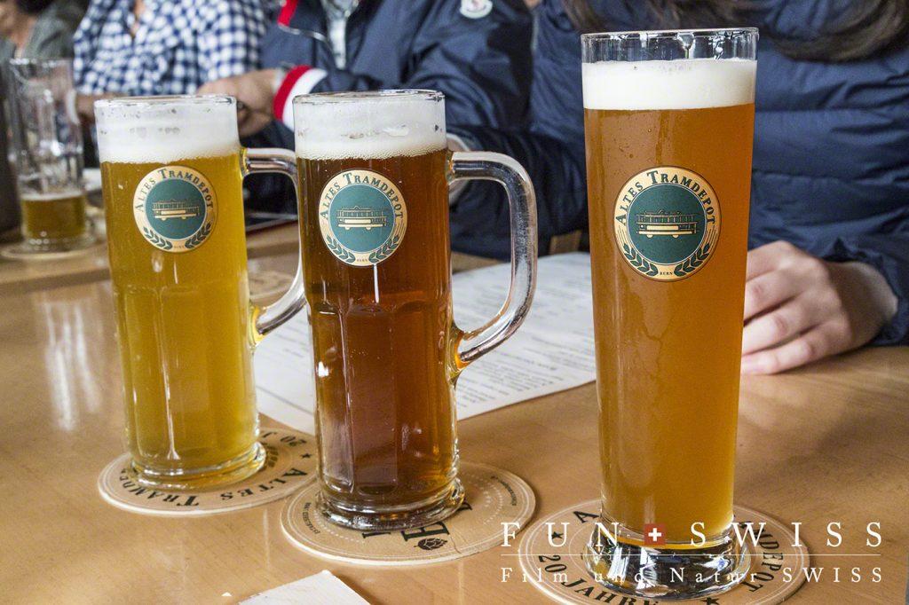 ビールの醸造所があるんです!三種飲み比べセット