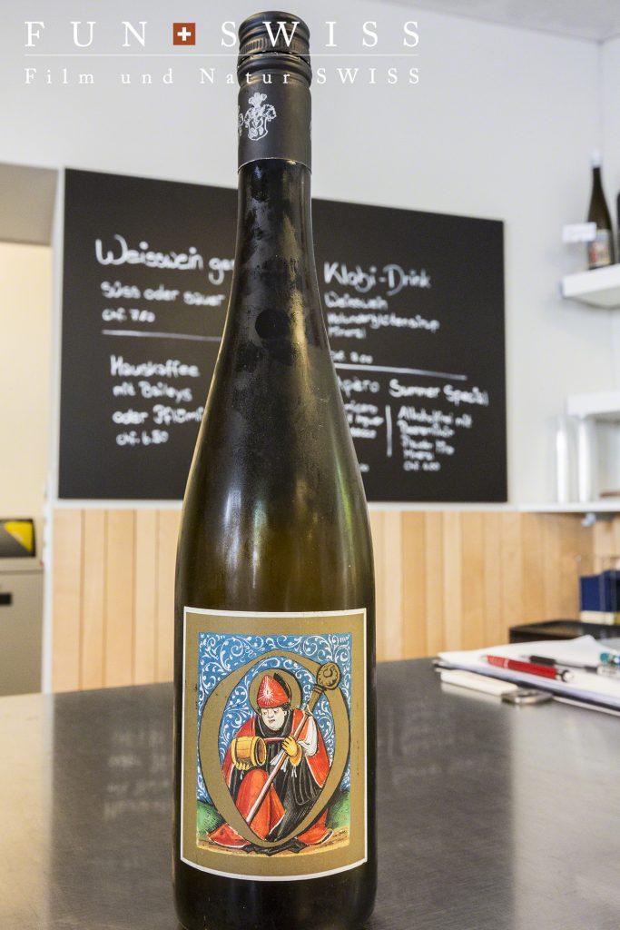 修道士が作っていたといわれる限定ワインは美味ですよ~♪