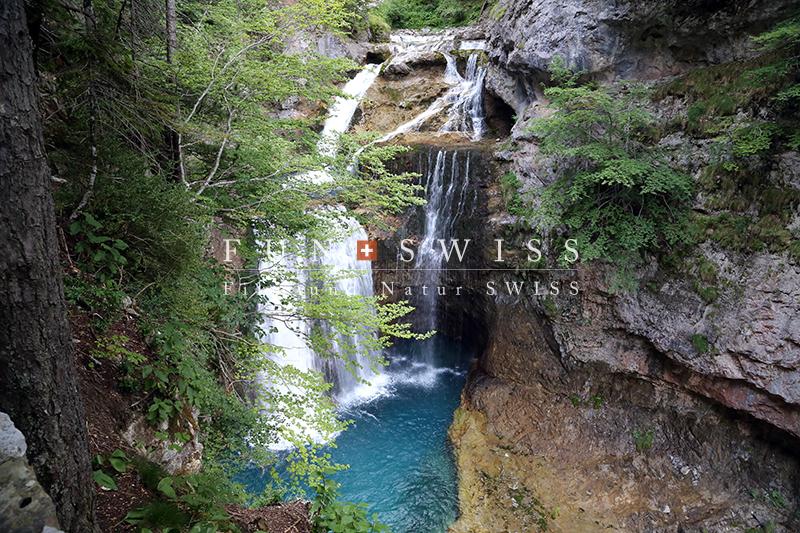 オルデサ渓谷の滝3