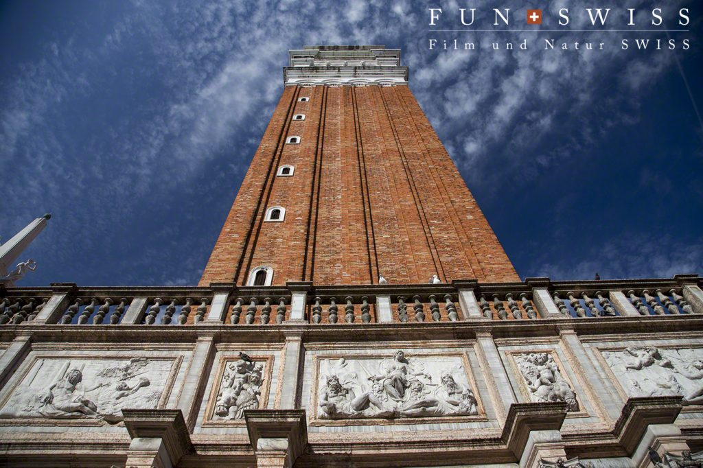 サン・マルコ広場の鐘楼