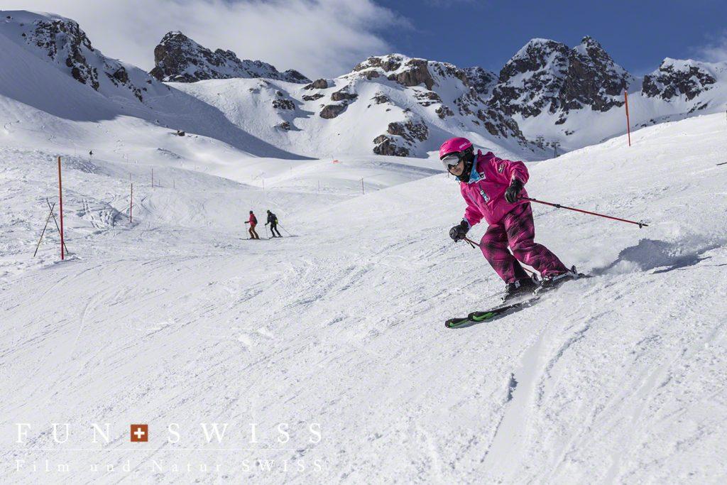 80歳を超えても、この滑り!スキーは楽しい☆