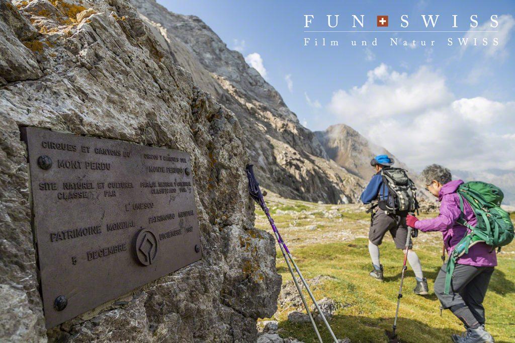 1997年、オルデサ・イ・モンテ・ペルディード国立公園が世界遺産に認定