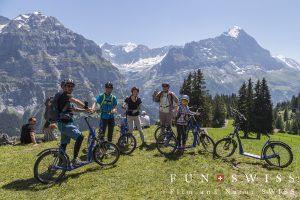 ボルトから不倫でるワルトまではサドルのない自転車、トロッティバイク!