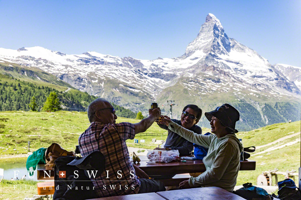 この絶景の中、BBQしながらだらだらワインを飲んで過ごす贅沢。。。