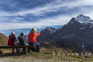ヴェッターホルンの山頂は、、、
