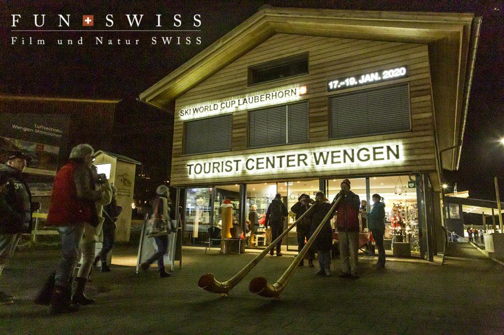 ウェンゲン観光局