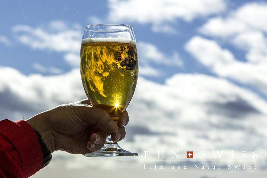 イタリアといえば、モレッティビール♪